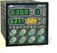 Контроллер микропроцессорный МИК-52