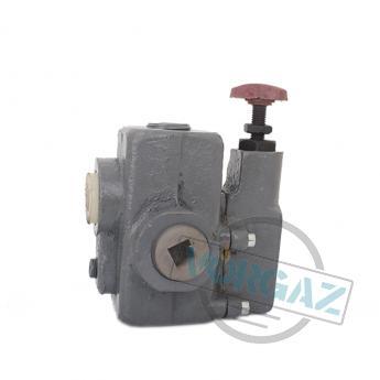 Клапан предохранительный разгрузочный 10-200-1-11 - вид слева