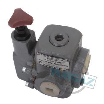 Клапан предохранительный разгрузочный 10-200-1-11 - вид сверху