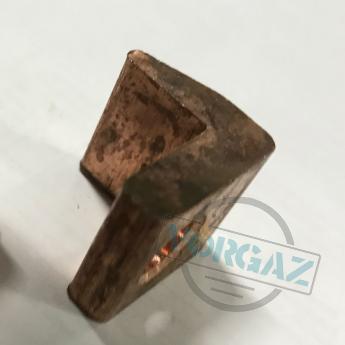 Кулачковый медный контакт 8ТХ551020 - фото №1