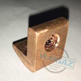Кулачковый медный контакт 8ТХ551020 - фото №3
