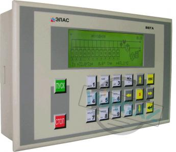 Блок автоматического управления Вега-Модуль 4 - вид сбоку