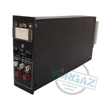 Преобразователи измерительные одноканальные Ш78 фото 1