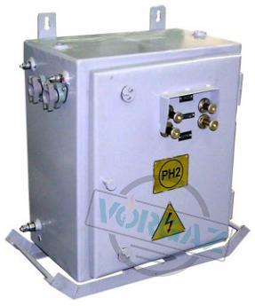 Трансформаторы осветительные рудничные типа ТОР